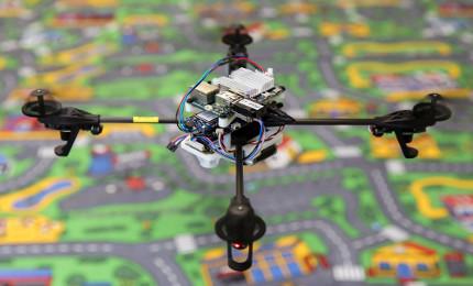 UZH drone-t