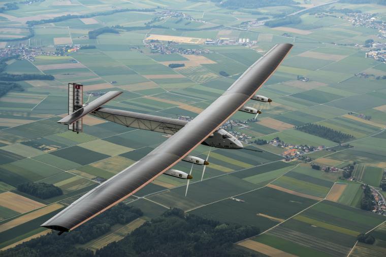 FirstFlight Solar Impulse 2