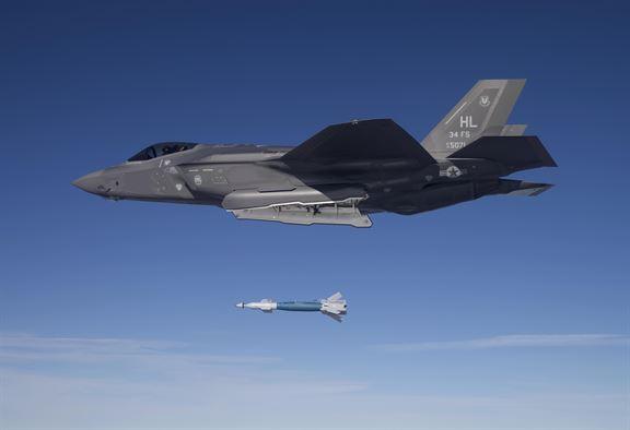 USAFf-35laserweapon