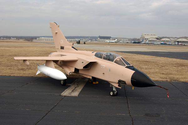 Tornado ADV fighter jet