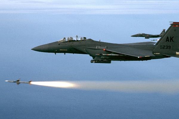 F -15 e