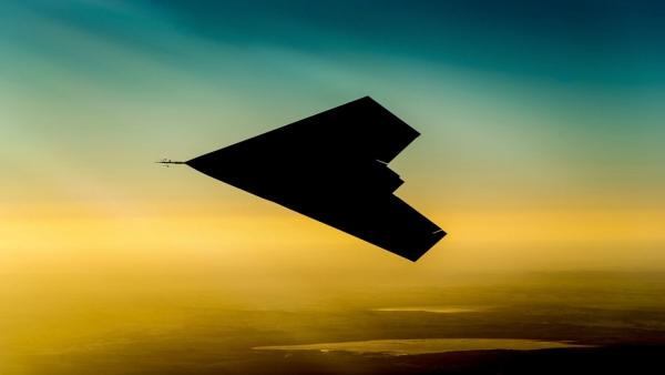 Taranis stealth aircraft
