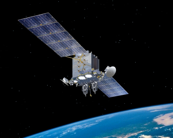 AEF satellite