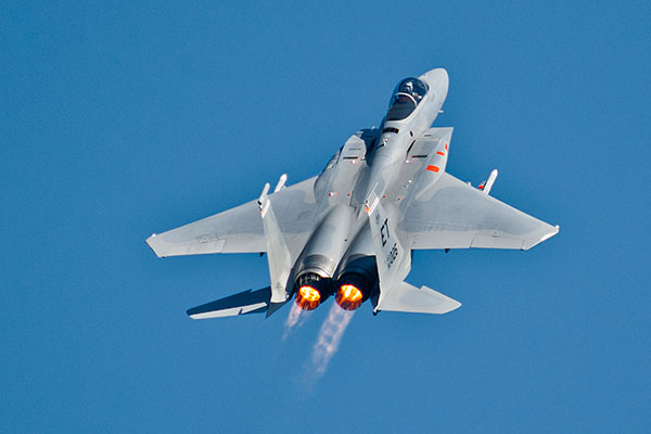 Top Gun  The 10 Most Powerful Fighter Jet Engines