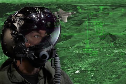 Gen III F-35 Helmet