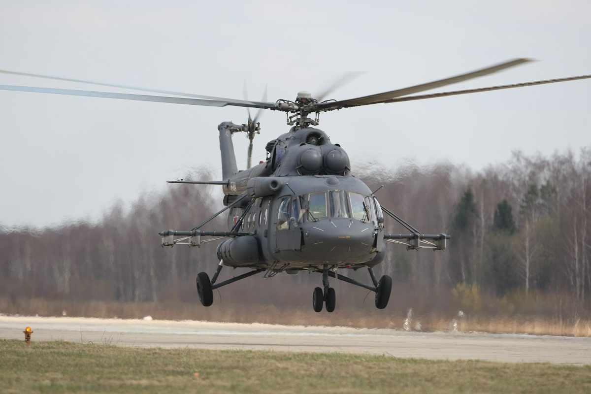Russian Military Transport Helicopters