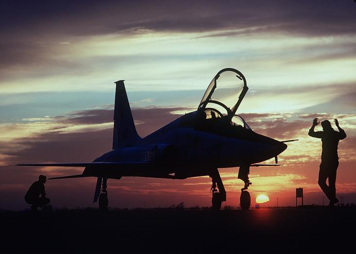 USAF completes modific...