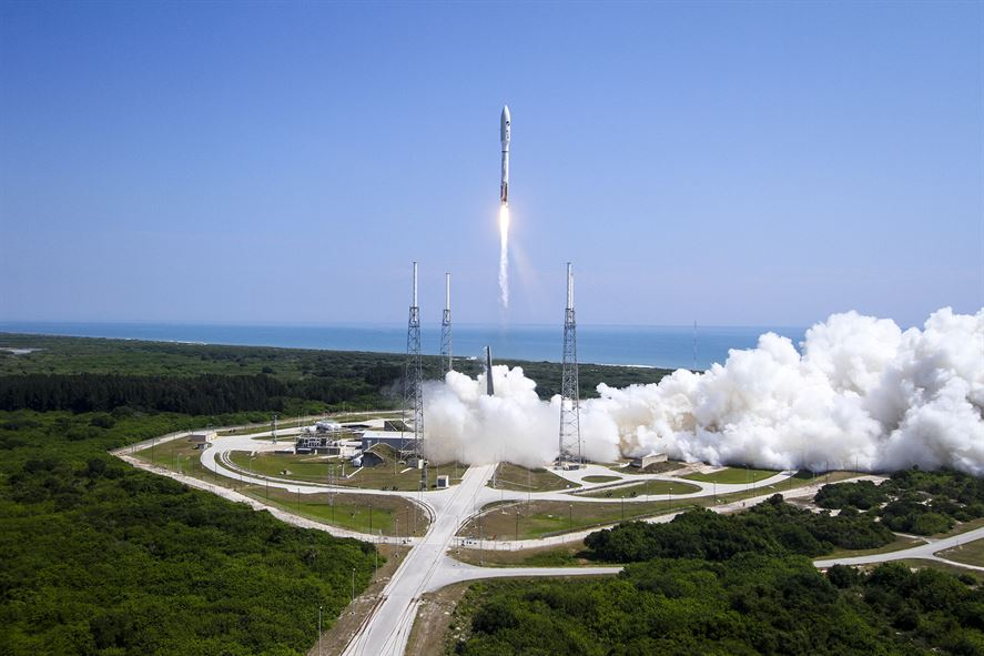 X-37B Orbital Test Vehicle