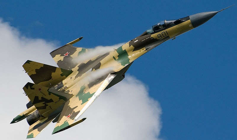 China to buy Sukhoi SU-35 fighters from Russia