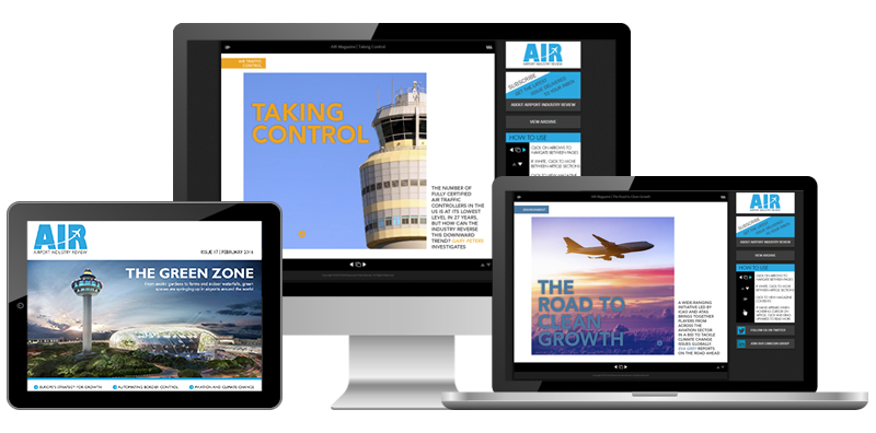 Airport Industry Review Issue 17