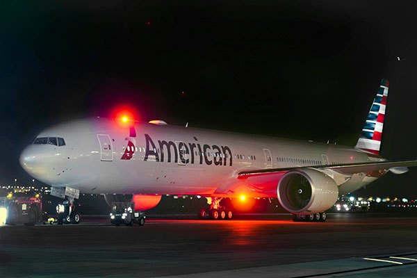 American Airlines AA 137