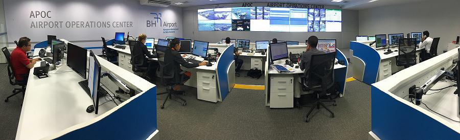 New Airport Management System Introduced At Brazil S Bh