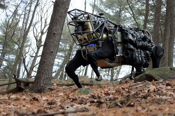 Boston Dynamics Big Dog robot