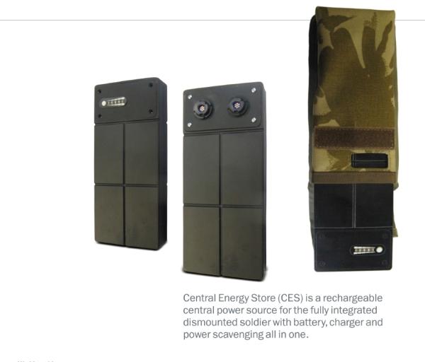 Broadsword battery pack