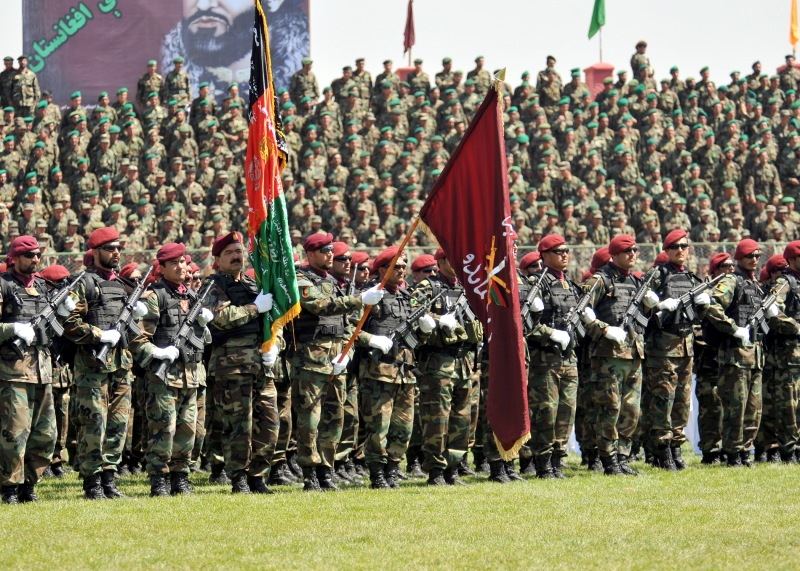 Afghan defence