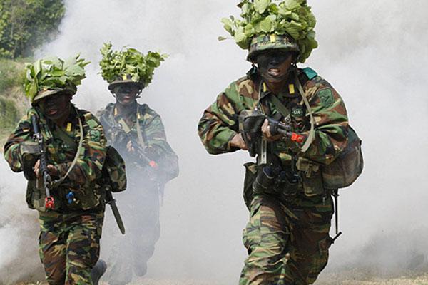 South Korea defence