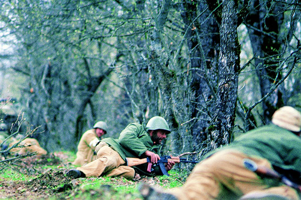 Arms embargo on Nagorno-Karabakh