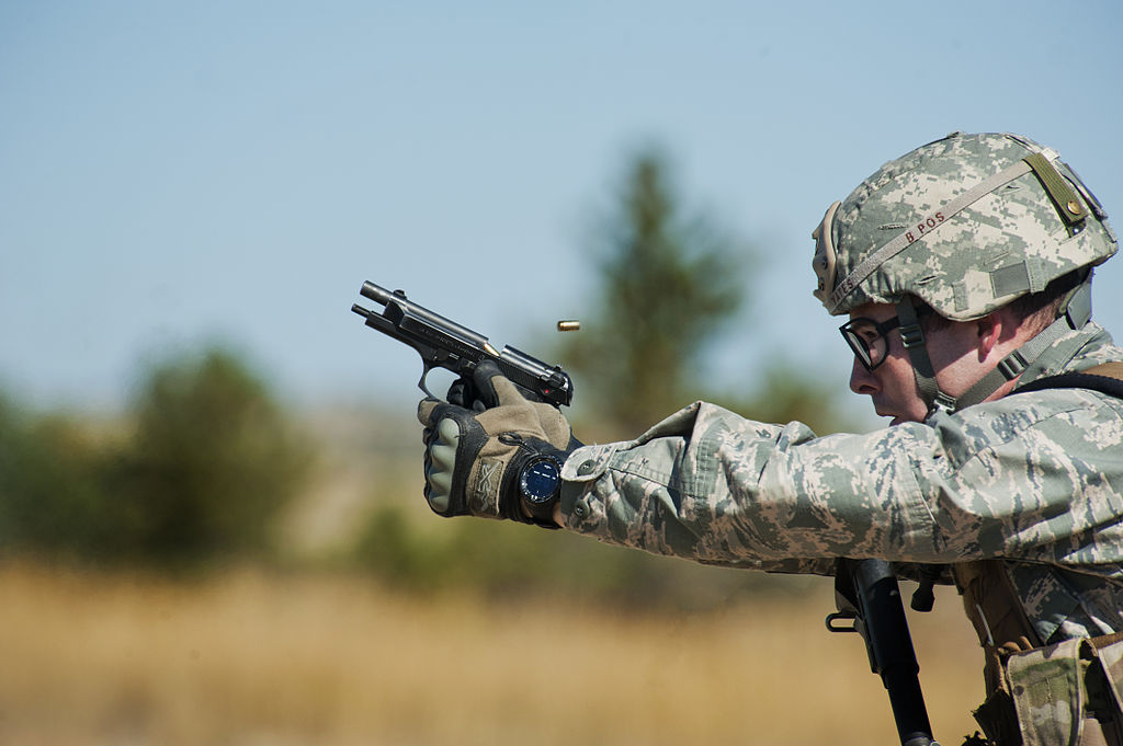 US army handgun