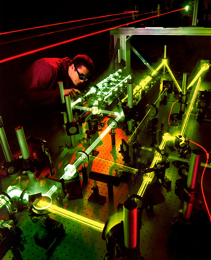 optical laser engineered