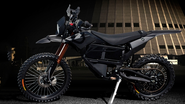 Stealth motorbike us special forces