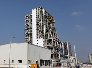 BASF Polyamide Plant