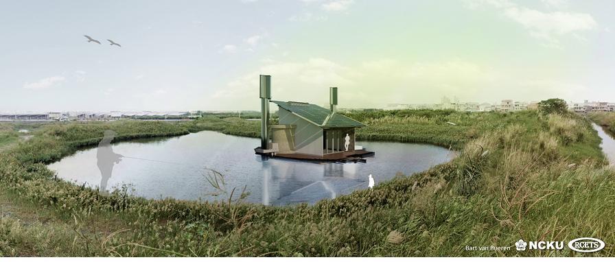 NCKU floating house