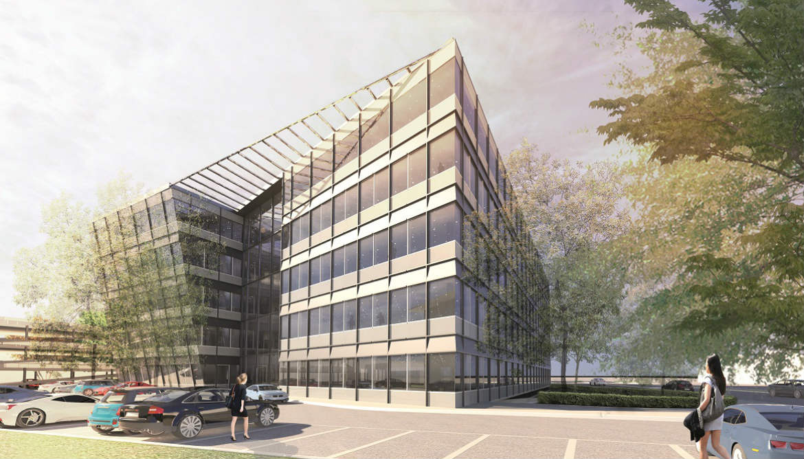 Bam to construct flood-resistant office building in Surrey ...