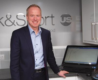Adrian Short, director of Ulrick & Short