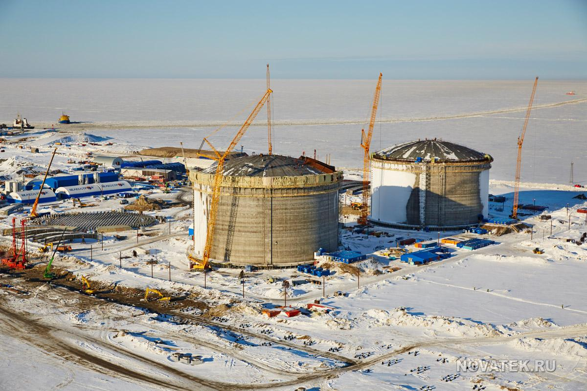 Yamal Liquefied Natural Gas Project