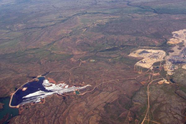 Century mine australia
