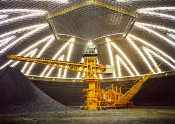 Geometrica dome
