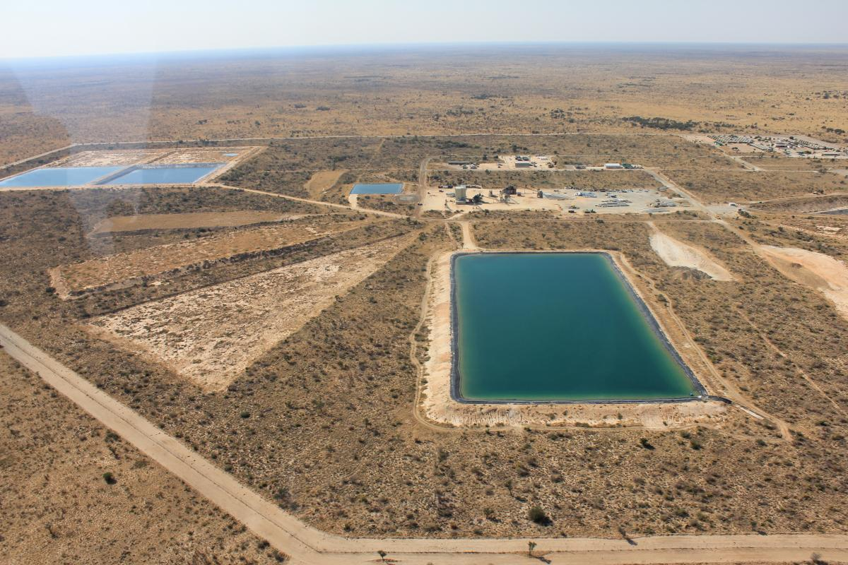 diamonds in the data mine Lucara's 100 percent owned karowe diamond mine, located in botswana, has been in production since 2012 and is one of worlds' foremost producers of lar.