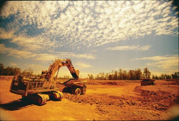 Huntly mine WA
