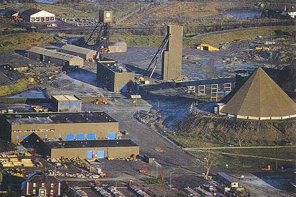 ireland zinc mine