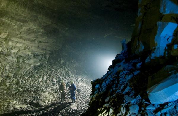 Kamoto mine DRC