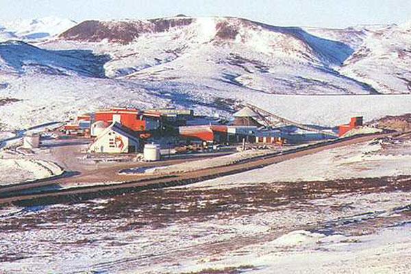 alaska zinc mine