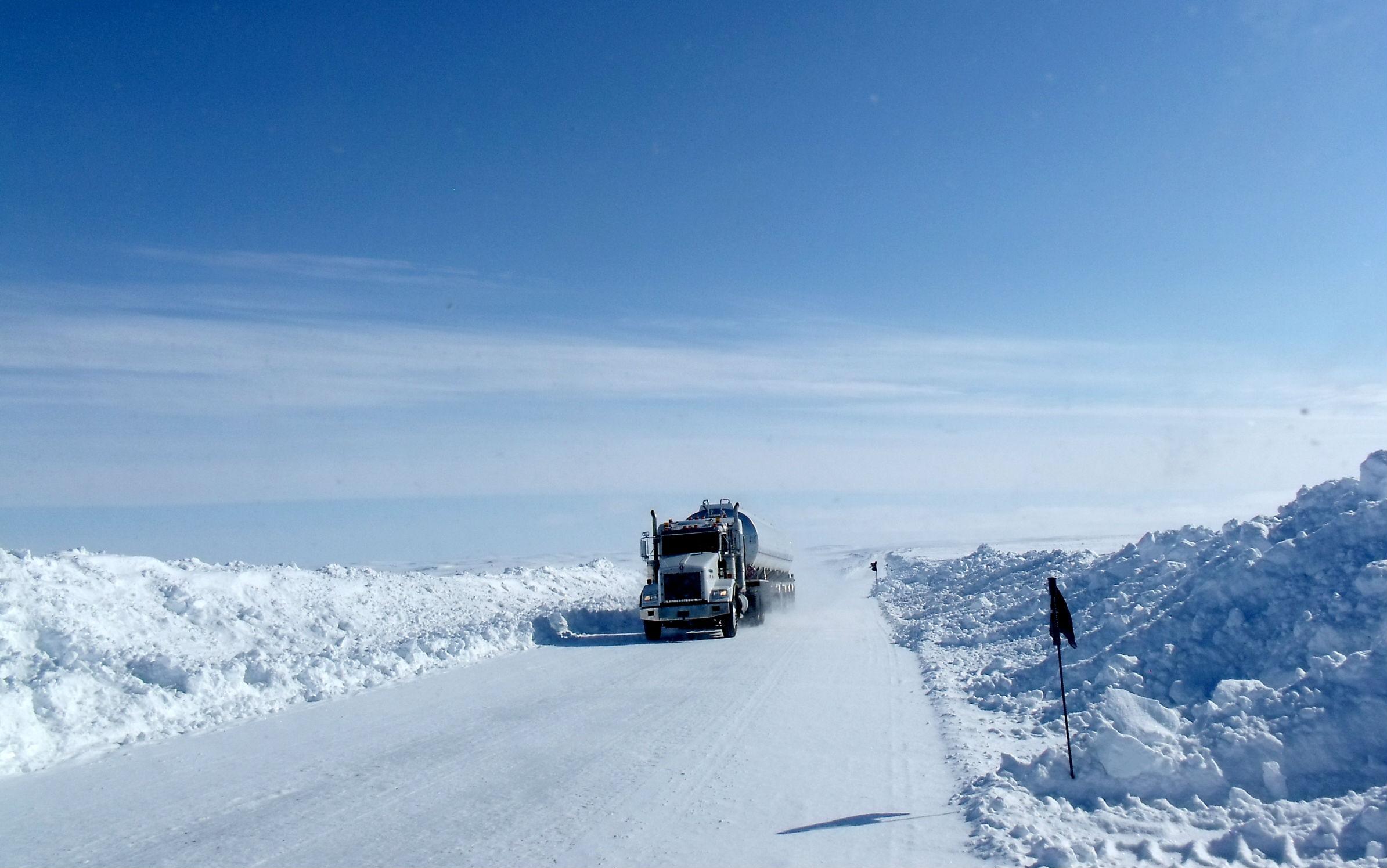 arctic mine