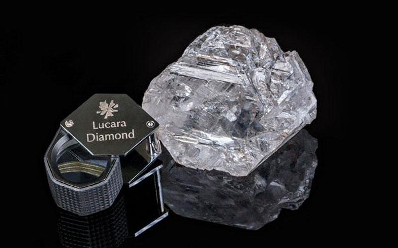 Karowe AK6 diamond