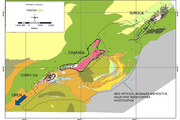 Chapadão (Ouvidor) phosphate mine