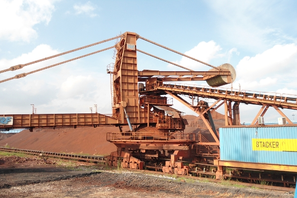 India's iron ore