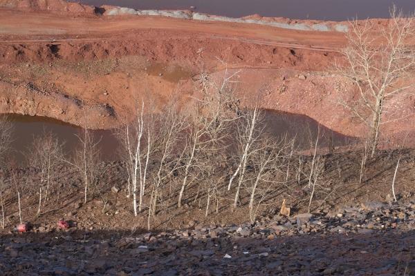 Iron ore mining in USA