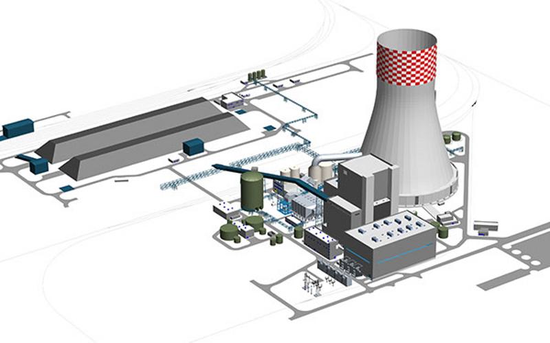 Kozienice power plant