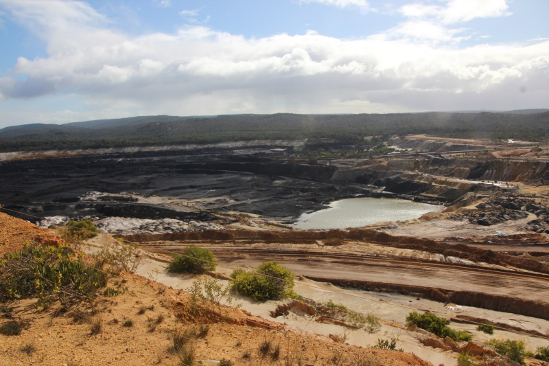 Anglesea mine