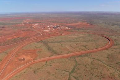 Roy Hill Mine
