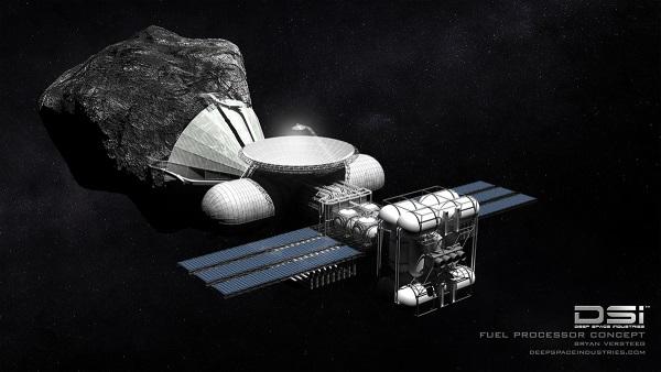 Rosetta space comet