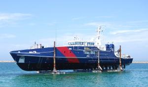 Austal Patrol vessel