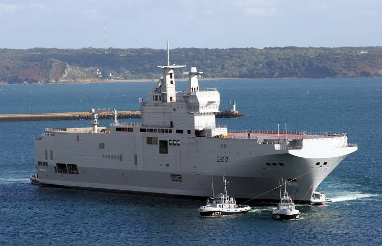 Mistral vessel