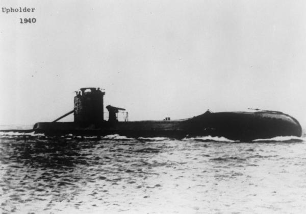 HMS Upholder