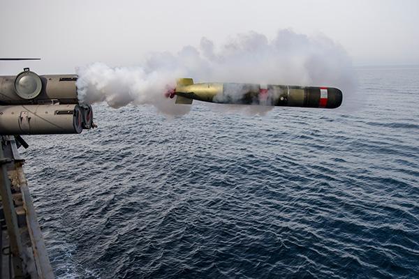 MK 54 torpedo