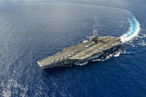 USS Renald Reagan